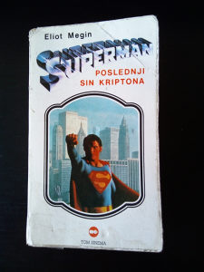 Superman (Supermen) / Eliot Megin