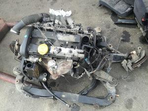 Opel Vectra b 1.6 16v komplet dijelovi