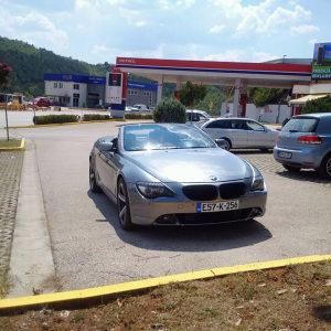 BMW 650i facelift