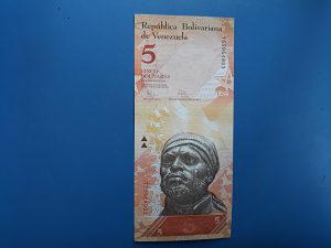 Novčanice VENECUELA-- UNC