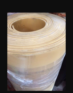 Membranska guma za vakum presu