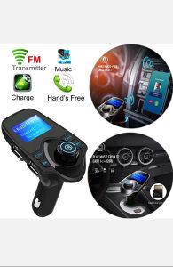 Bluetooth Mp3 Usb FM Transmitter Transmiter za auto