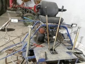 Tupleks masina -za fero beton