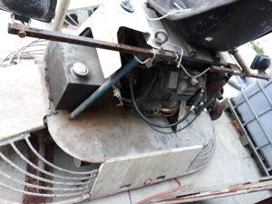 Masina za  beton -  fero  beton