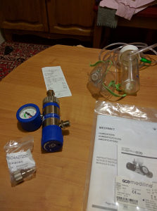 Medicinski inhalator
