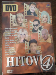 Grand Hitovi 4 DVD 011 Original