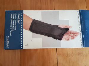 Ortoze, pomagalo rucni zglob