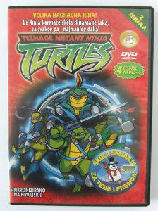 Dvd crtani film- Nindza kornjace - Turtles ninja