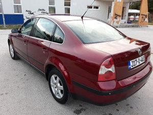 Volkswagen Passat 5+ Benzin Nov Nov