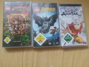 PSP igre