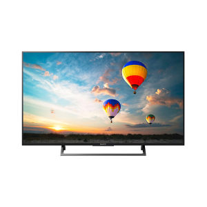 """SONY LED TV 43"""" ULTRA HD SMART ANDROID KD43XE8077SAEP"""