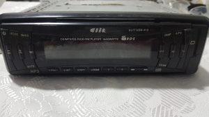 Elit auto radio usb aux cd sd