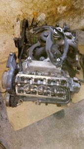 Motor 2,5 tdi 110kw