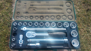 Alat Gedore Stahlwille 1/2'' set