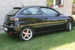 Seat Ibiza 1.4 tdi moze zamjena za jeftinij