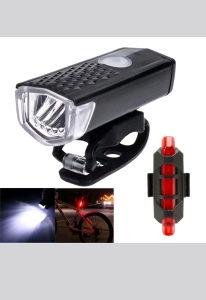Led lampa i stop svjetlo - biciklo