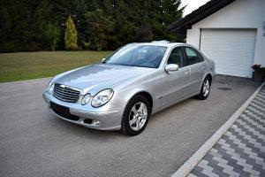 Mercedes E220 CDI *ELEGANCE*ŠIBER*PDC*