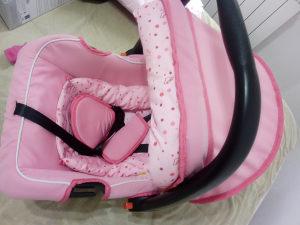 Autosjrdalica za bebe