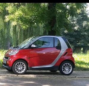 Smart diesel automatik tip tronik 2007 reg 062666446