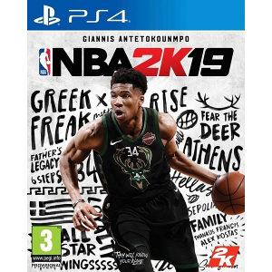 NBA 2k19 PS4 Play Station 4