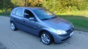 Opel Corsa 2003 1.2 55KW