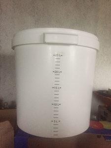 PVC kante 30 l