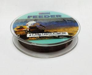 Laks za ribolov Tubertini Feeder 0.22mm, 200m