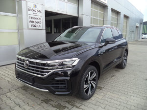 VW Touareg 3.0 TDI R-line 4Mot 286KS 2019.god