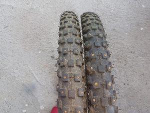Gume za biciklo (zimske)
