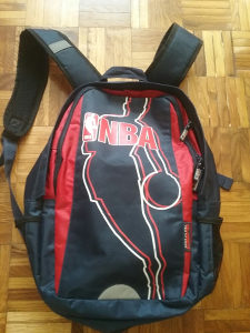 RUKSAK  NBA