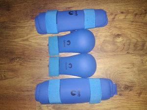 Rukavice i štitnici za karate  XL