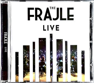 CD THE FRAJLE LIVE 2018 GOLD AUDIO VIDEO