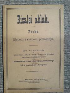 RISALEI AHLAK