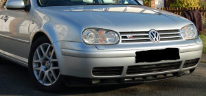 Prednji i zadnji lip Golf 4 V6,GTI