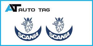 Stikeri i auto naljepnice/naljepnica za kamion SCANIA!-