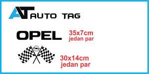 Stikeri i auto naljepnice/naljepnica za OPEL!.,-