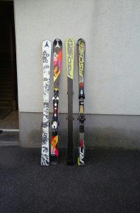 Skije Atomic Redster 164 cm