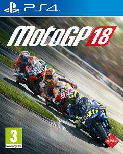 MotoGP 18 (PlayStation 4 - PS4)