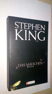 STEPHEN KING DAS MÄDCHEN KNJIGE NJEMACKI