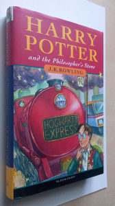 HARRY POTTER AND THE PHILOSOPHER'S STONE HARI POTER