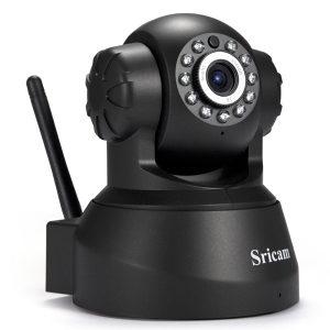 Sricam IP WIFI HD kamera sa rotirajućom glavom