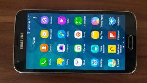 Samsung Galaxy S5, 16GB, crni, garancija