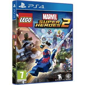 Lego Marvel Super Heroes 2 (PlayStation 4 / PS4)