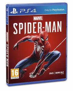 Marvels Marvel Spider-Man Spiderman (PS4)