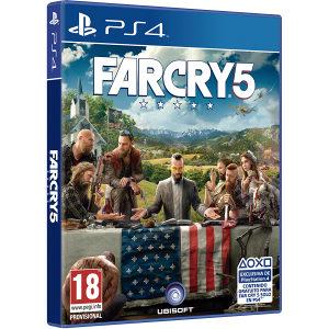 FAR CRY 5 (PlayStation 4 / PS4)
