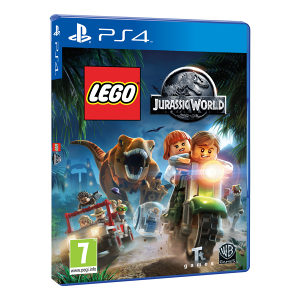 LEGO Jurassic World (PlayStation 4 / PS4)