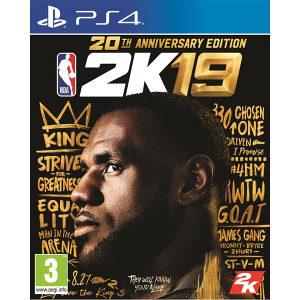 NBA 2K19 20th Anniversary Edition (PS4)
