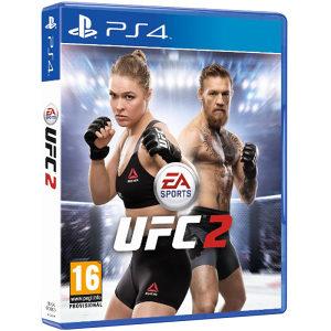 EA Sports UFC 2 (PS4  Playstation 4)