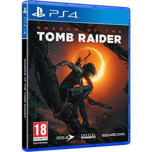 Shadow of The Tomb Raider (Playstation 4 / PS4)