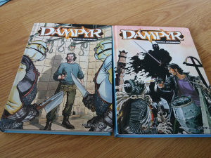 Dampyr Hc izdanje br.11 i 16